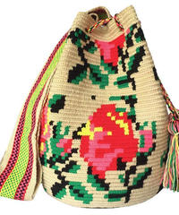ワユーバッグ WAYUU BAG ROSE C