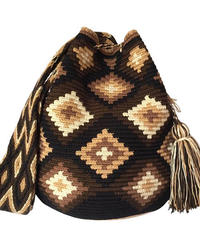 ワユーバッグ WAYUU BAG BROWN d