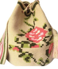 ワユーバッグ   WAYUU BAG ROSE  B