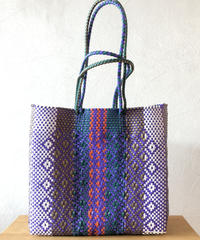 M sizeMexican Plastic Tote bag メキシカントートバッグ