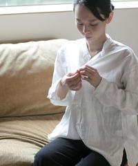 LOLO Higashikawa | Comfortable Linen Blouse