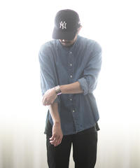 LOLO Higashikawa | Damage Denim Shirts
