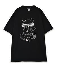 203CS0881 <unisex>注射中シナモンTシャツ