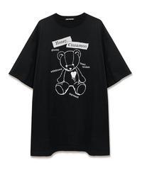 203CS0755 【再入荷】<unisex>ハートブレイクシナモンTシャツ