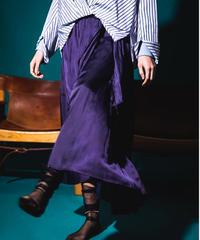 【Gross  Asymmetric  Skirt】#グロスアシメスカート
