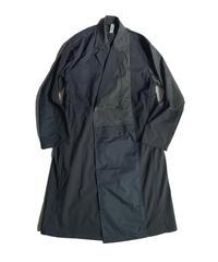 TYPE 01 Double balmacaan coat