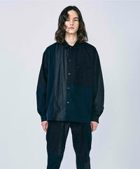 TYPE 03 Open collar shirt