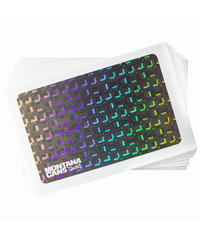 Montana 3D Hologram Eggshell Stickers - 50 pcs