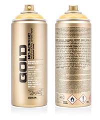 Montana Gold 400ml Transparent