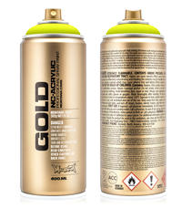 Montana Gold 400ml Fluorescent