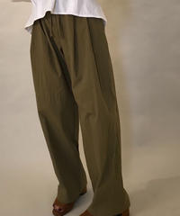 2tack high waist pants khaki