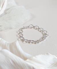 silver bracelet G103