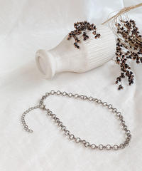 round chain necklace J108-C (short type)