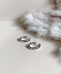 silver ring V-022
