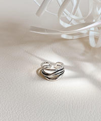 silver ring C108