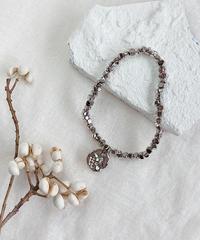 silver bracelet H114