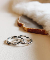 silver ring S-001