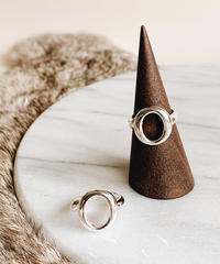 silver  ring R-010