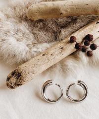 silver pierce M-005