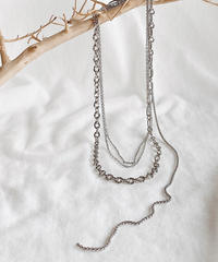 mix chain necklace G217
