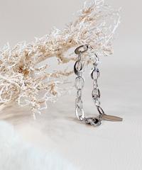 silver bracelet G101