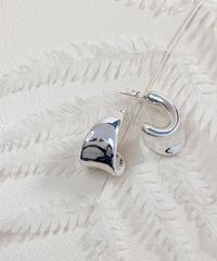 silver 925 pierce D112