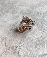 silver ring K212
