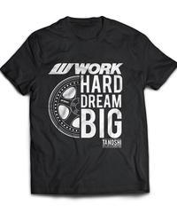 MEISTER S1 T-shirts -HARD DREAM BIG-