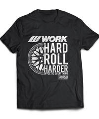 MEISTER M1 T-shirts  ーHARD ROLL HARDER-
