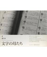 港千尋写真集『文字の母たち Le Voyage Typographique』