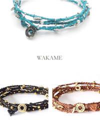 WAKAMI(ワカミ) ブレス&ネックレス