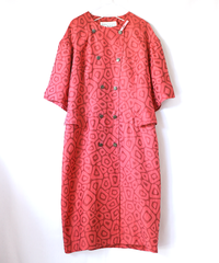 dolman sleeve linen & cotton_op