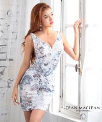 【JEAN MACLEAN】スパンコールレース/OP【91789】