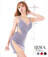 【IRMA】カットアウト/シアー/刺繡付き/OP【11981】