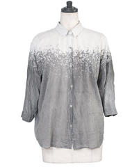 朧染 -oborozome- ドロップシャツ