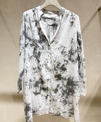 遊墨-youboku-スタンドカラーシャツ