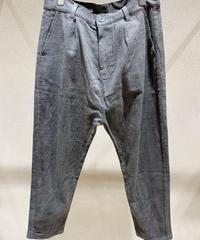 斑糸-muraito-メンズテーパードパンツ