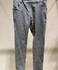 斑糸-muraito-メンズツイストパンツ