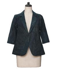 藍墨 -aizumi- 七分袖ジャケット