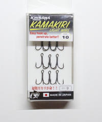 ICHIKAWA FISHING/KAMAKIRI LIGHT WIRE #10