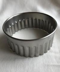 flower shape cutter for mold-L
