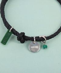 【限定900個】#0F3524 Bracelet (BLK)