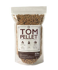 トム・ペレット1.2kg用(燃料・小動物用トイレまたは敷料用)