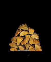 箱薪 広葉樹ナラ30㎝・20kg入
