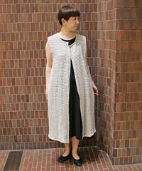 白黒ネットジャケット(82349)