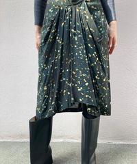 HUMANOID フラワープリントスカート  HM194L112B
