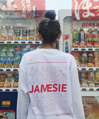 JAMESIE THANK U LONG TEE