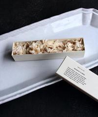 フラワーボックス rectangle クリーム