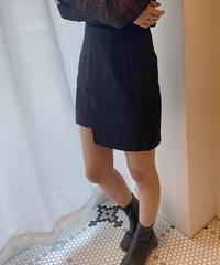 asymmetry skirt