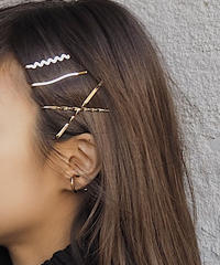slim hair pin set
